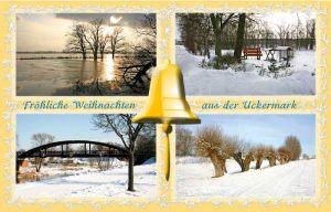006 Winteridylle in der Uckermark